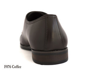 Load image into Gallery viewer, Tomaz F076 Monkstrap Captoe (Coffee) - Tomaz Shoes (6147775684)
