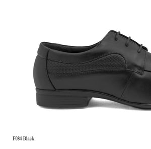 Load image into Gallery viewer, Tomaz F084 Formal Derby (Black) - Tomaz Shoes (7854981256)
