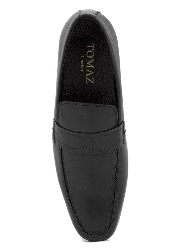 Load image into Gallery viewer, Tomaz F107 Formal Slip On (Black) - Tomaz Shoes (8712633096)