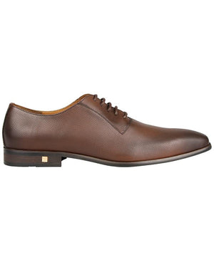 Load image into Gallery viewer, Tomaz F110 Plain Toe Oxford (Brown) (1899549818976)