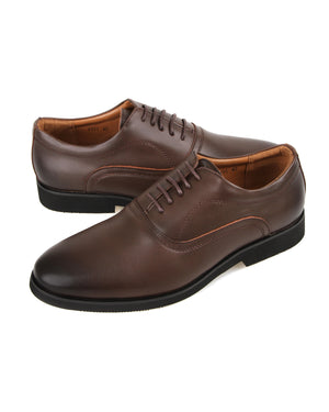 Load image into Gallery viewer, Tomaz F191 Tomaz Oxfords Formal Shoes (Coffee) men shoe, men's shoe, men's italian dress shoes, men's dress shoes guide, men's dress shoes near me, dress shoes men, famous footwear near me, famous footwear locations, shoe store near me, best formal shoes, formal shoes