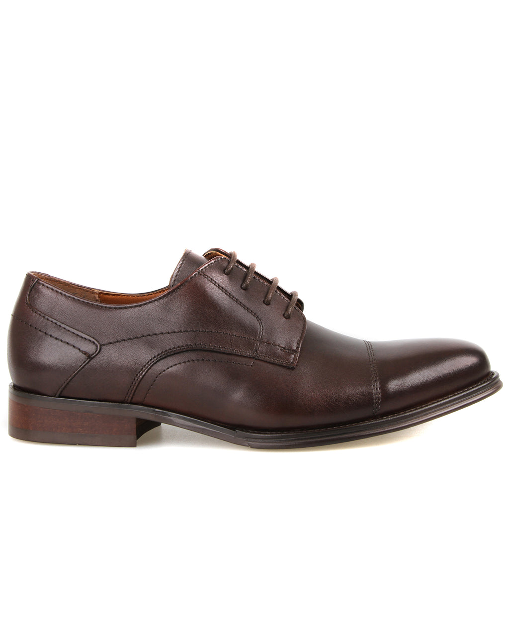 Tomaz F203 Derbies Formal Shoes (Brown)
