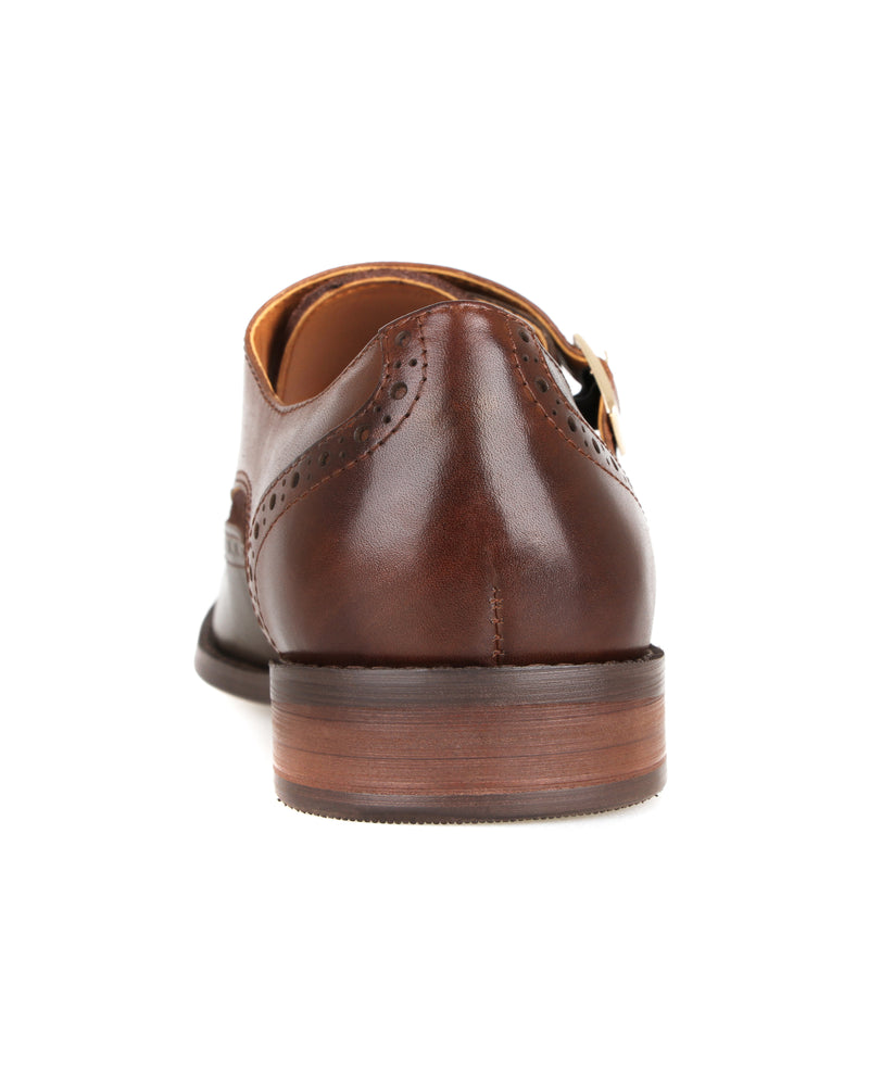 Load image into Gallery viewer, Tomaz F219 Formal Monkstrap (Coffee)