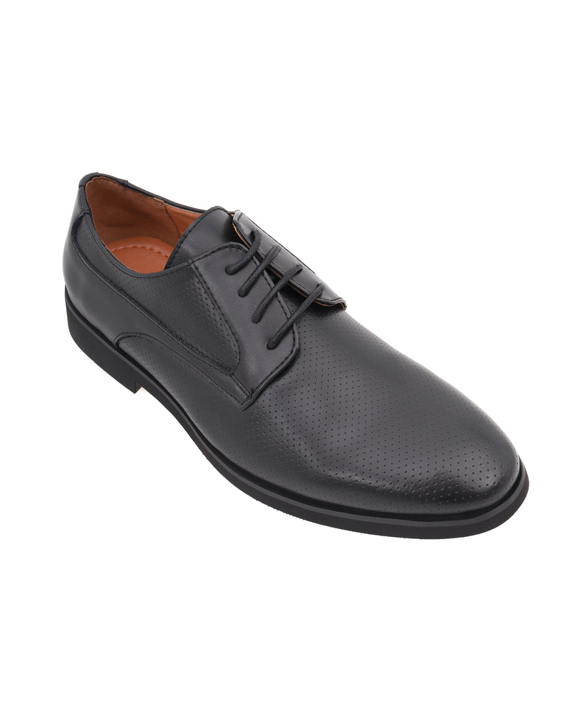 Load image into Gallery viewer, Tomaz F227 Formal Derbies (Black)