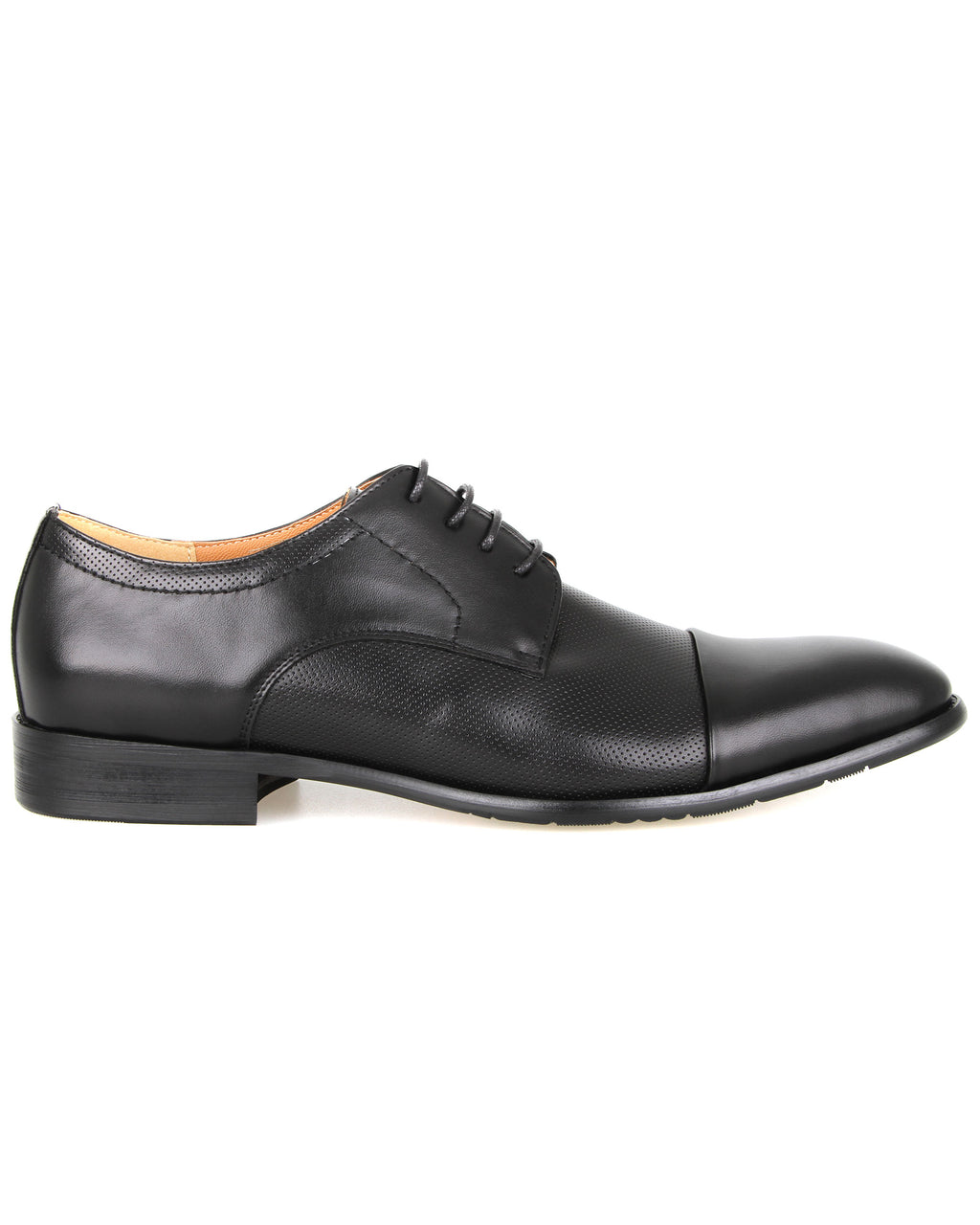 Tomaz F233 Derby Lace Up Formals (Black)