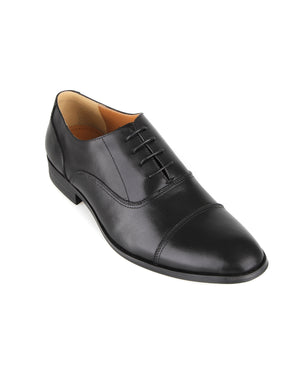 Load image into Gallery viewer, Tomaz F239 Oxford Lace Up Formal (Black)