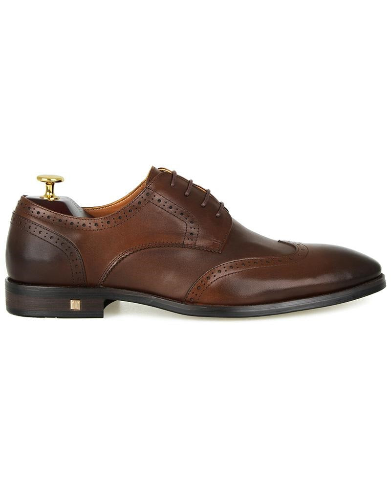 Tomaz F242 Wingtip Formals (Brown)