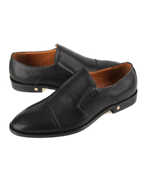 Load image into Gallery viewer, Tomaz F248 Formal Slip On (Black)