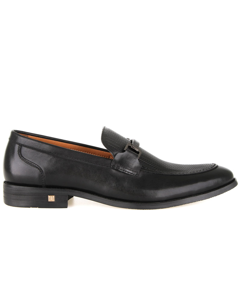 Tomaz F253 Formal Buckle Slip On (Black)