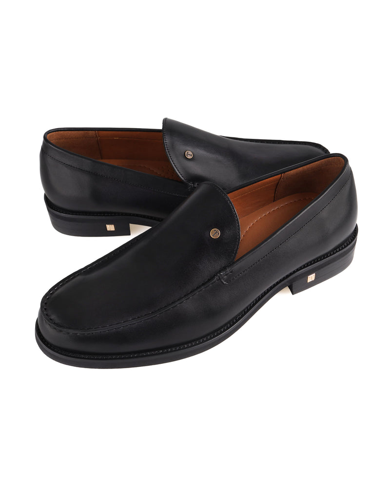 Load image into Gallery viewer, Tomaz F254 Formal Slip On (Black) men shoe, men's shoe, men's italian dress shoes, men's dress shoes, men's dress shoes near me, shoe shop near me, tomaz shoe locations, shoe store near me, formal shoes