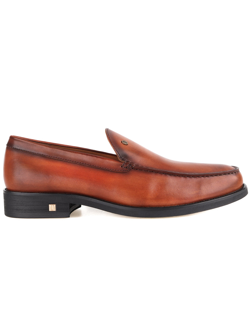Tomaz F254 Plain Toe Slip Ons (Brown) men shoe, men's shoe, men's italian dress shoes, men's dress shoes, men's dress shoes near me, shoe shop near me, tomaz shoe locations, shoe store near me, formal shoes