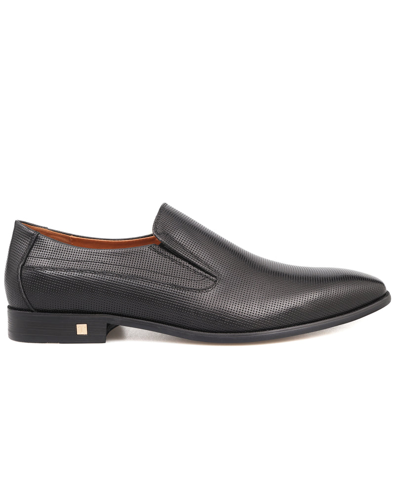Tomaz F275 Formal Slip Ons (Black) men shoe, men's shoe, men's italian dress shoes, men's dress shoes, men's dress shoes near me, shoe shop near me, tomaz shoe locations, shoe store near me, formal shoe
