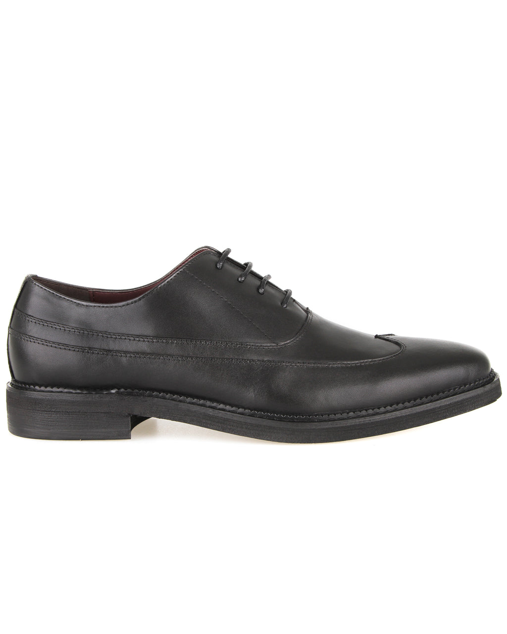 Tomaz F279 Formal Wingtip Oxford (Black)