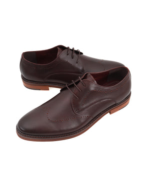Load image into Gallery viewer, Tomaz F280 Brogue Derbies (Wine) men shoe, men's shoe, men's italian dress shoes, men's dress shoes, men's dress shoes near me, shoe shop near me, tomaz shoe locations, shoe store near me, formal shoes