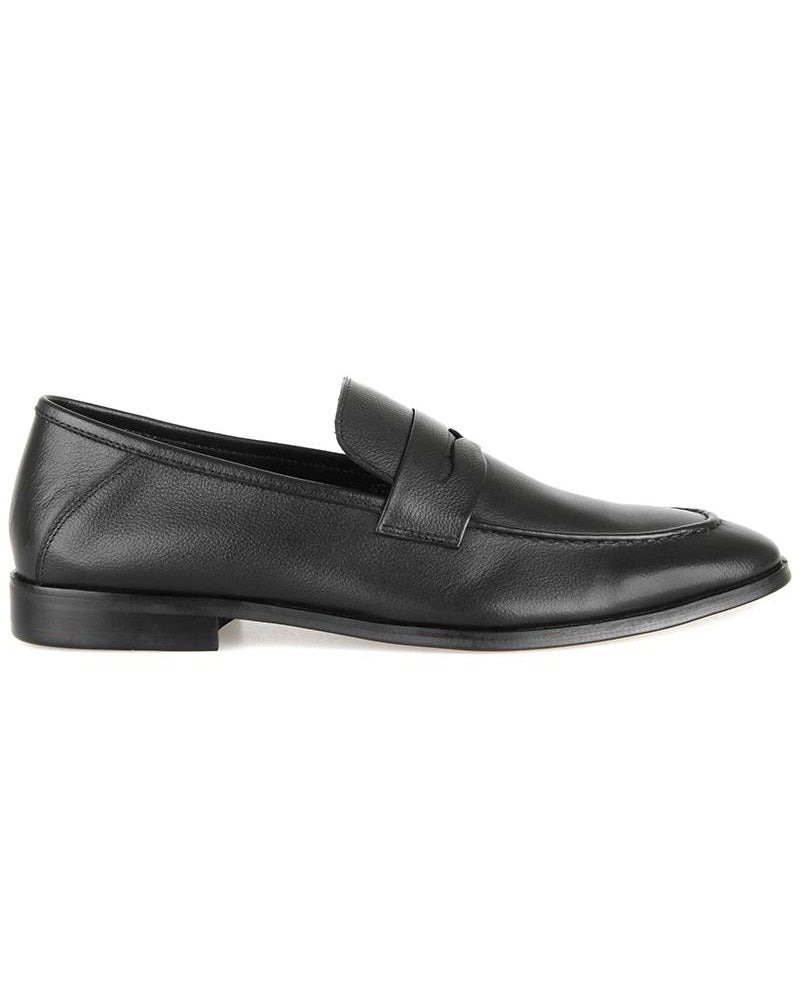 Tomaz F282 Penny Loafers (Black) (2287783313504)