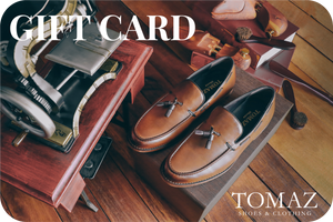 Tomaz E-Gift Card - Tomaz Shoes