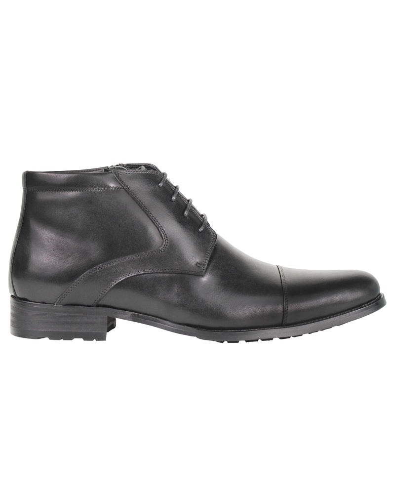 Tomaz HC002 Derby Boots (Black) men shoe, men's shoe, men's italian dress shoes, men's dress shoes, men's dress shoes near me, shoe shop near me, tomaz shoe locations, shoe store near me, formal shoes