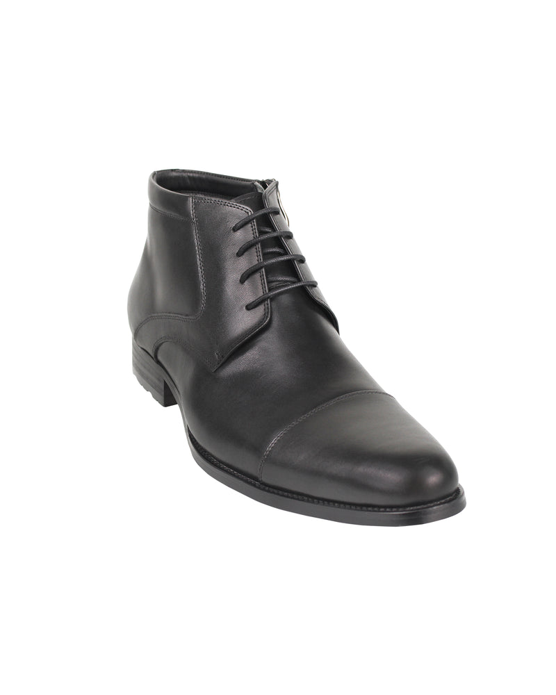 Load image into Gallery viewer, Tomaz HC002 Derby Boots (Black) men shoe, men's shoe, men's italian dress shoes, men's dress shoes, men's dress shoes near me, shoe shop near me, tomaz shoe locations, shoe store near me, formal shoes