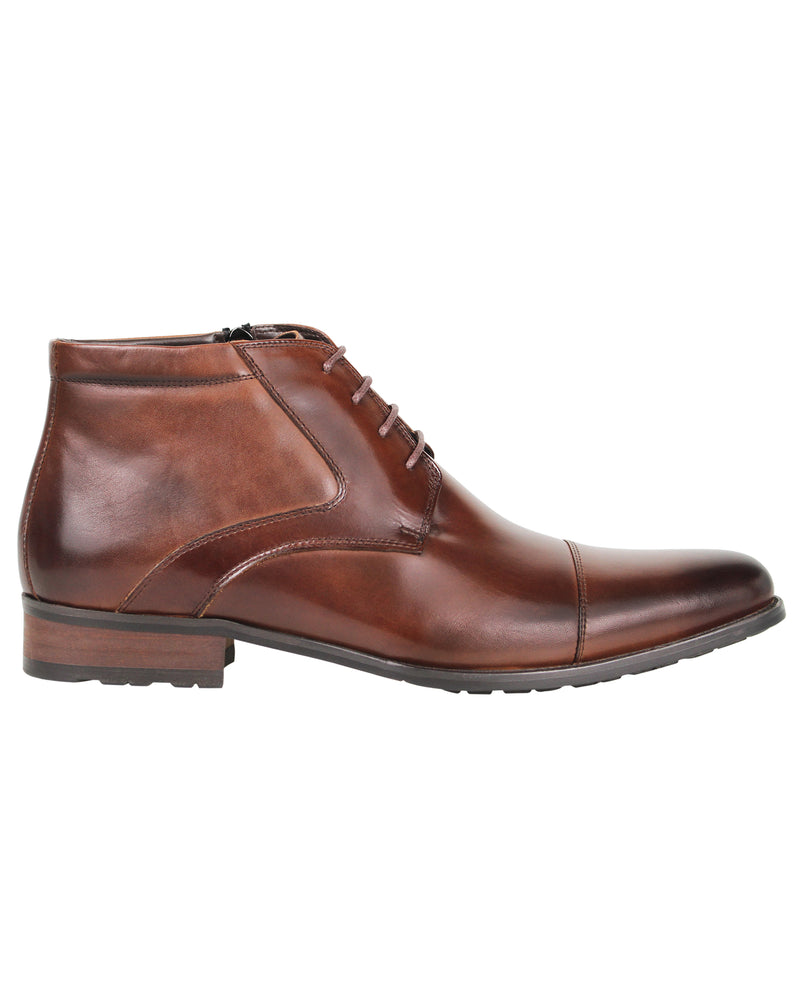 Tomaz HC002 Derby Boots (Coffee) men shoe, men's shoe, men's italian dress shoes, men's dress shoes, men's dress shoes near me, shoe shop near me, tomaz shoe locations, shoe store near me, formal shoes