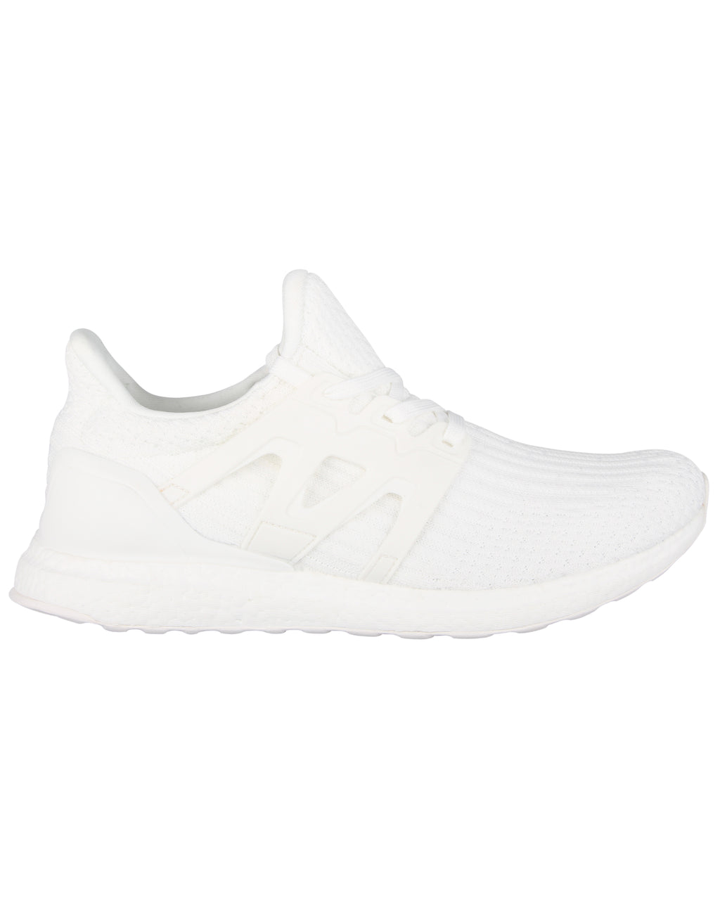 Tomaz J001L-L Ladies Casual Sneakers (White)