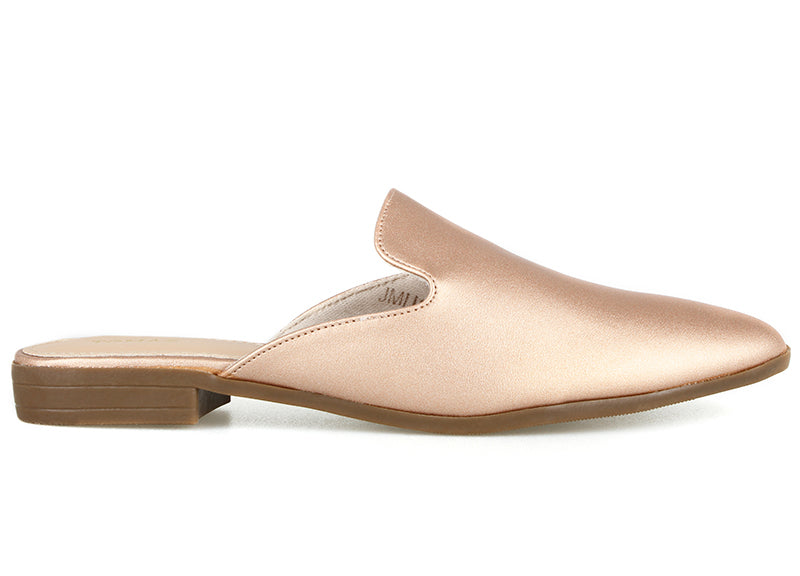 Load image into Gallery viewer, Tomaz JMU12 Slip On Loafers (Rose Gold) (1983793397856)