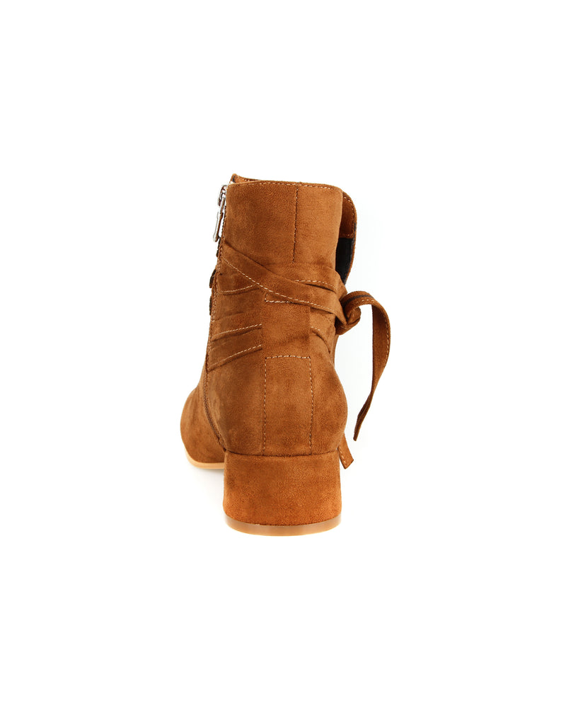 Load image into Gallery viewer, Tomaz JSB8 Ankle Boots (Brown)