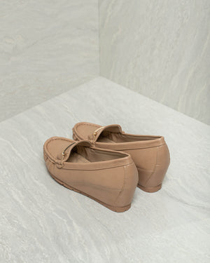 Load image into Gallery viewer, Tomaz L095 Ladies Platform Heels (Camel)