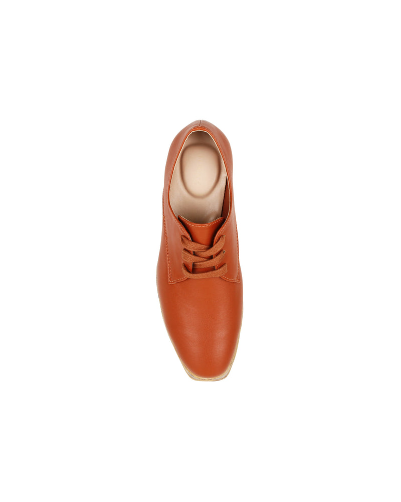 Load image into Gallery viewer, Tomaz LYC61 Ladies Platform (Brown)