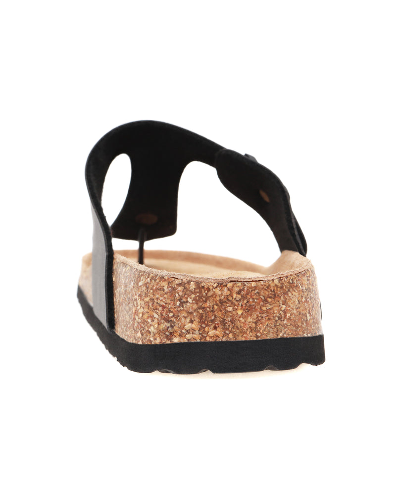Load image into Gallery viewer, Tomaz M03 Strap Sandal (Black)