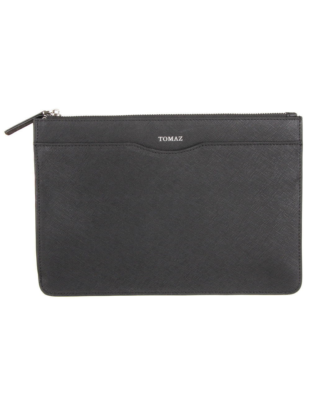 Tomaz NT75 Leather Clutch (Tan)