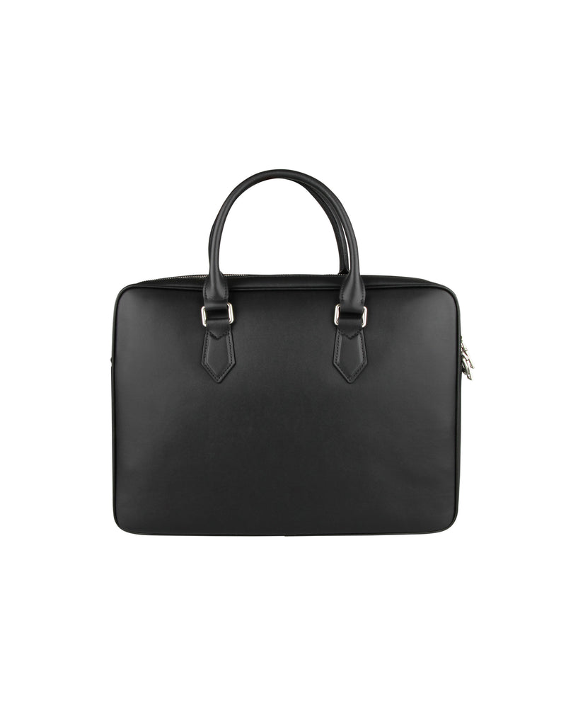 Load image into Gallery viewer, Tomaz NT92 Leather Office Bag (Black)