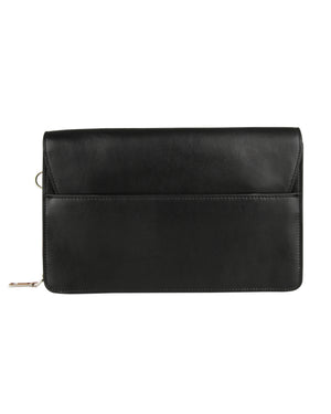 Load image into Gallery viewer, Tomaz NT99 Leather Clutch (Black)