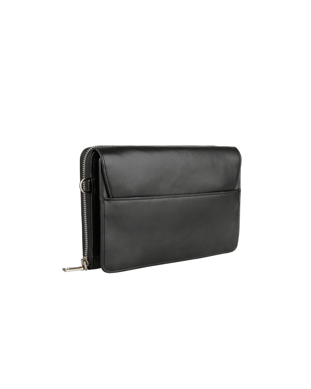 Tomaz NT99 Leather Clutch (Black)