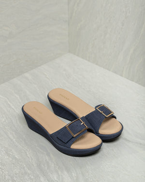 Load image into Gallery viewer, Tomaz PBW10 Ladies Sandals (Navy)