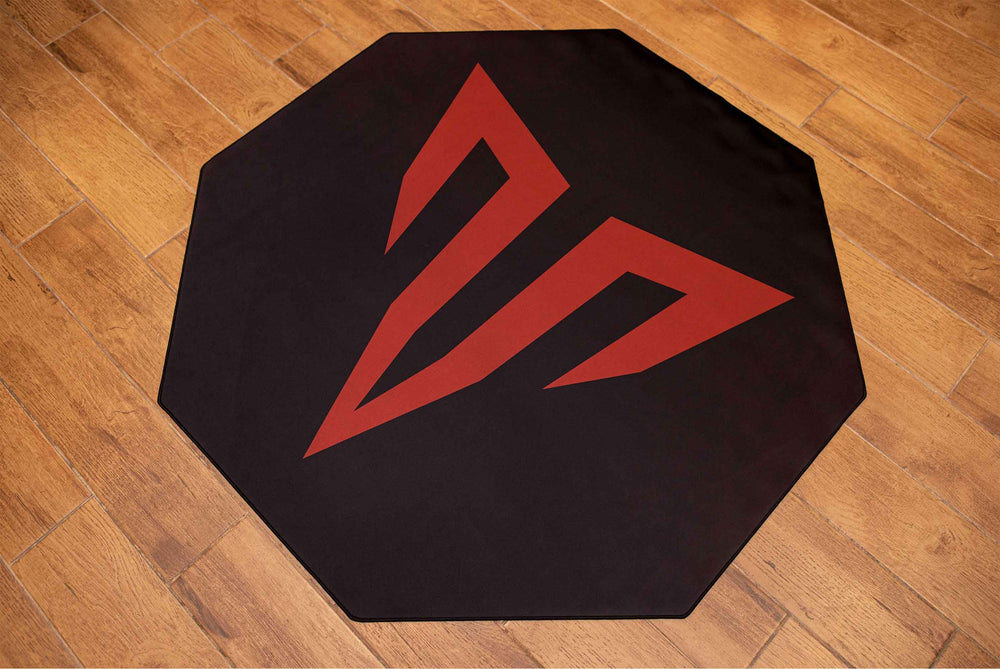 Load image into Gallery viewer, Tomaz Floor Pad (Red)