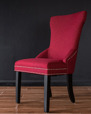Load image into Gallery viewer, Tomaz Elizabeth Dining Chair (Red)