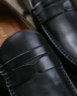 Tomaz BF249 Penny Loafers (Black) Tomaz BF249 Penny Loafers (Black) men shoe, men's shoe, men's italian dress shoes, men's dress shoes, men's dress shoes near me, shoe shop near me, tomaz shoe locations, shoe store near me, formal shoes