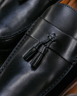 Tomaz BF250 Double Tassel Loafers (Black) men shoe, men's shoe, men's italian dress shoes, men's dress shoes, men's dress shoes near me, shoe shop near me, tomaz shoe locations, shoe store near me, formal shoes