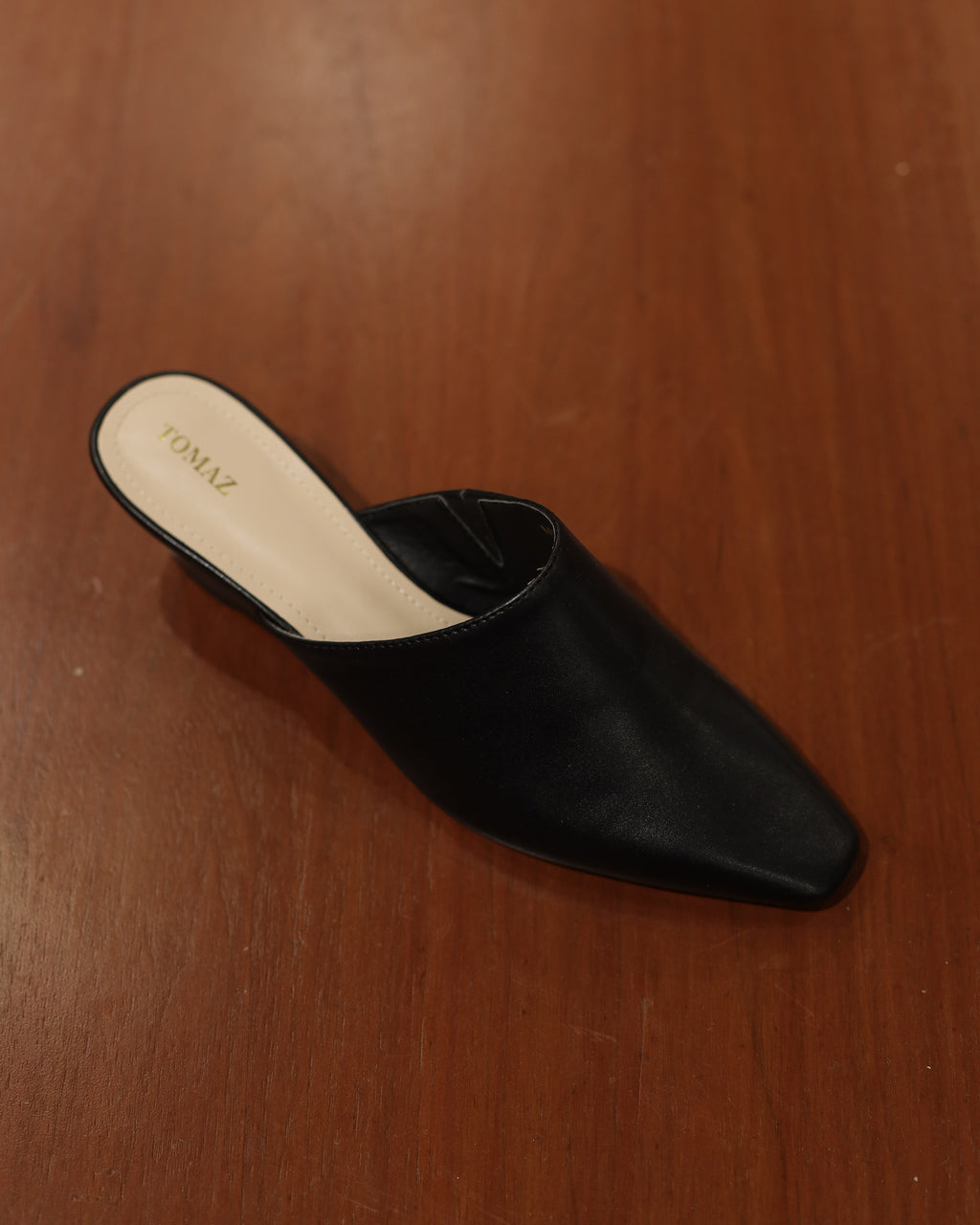 Tomaz MW4 Ladies Mules (Black)