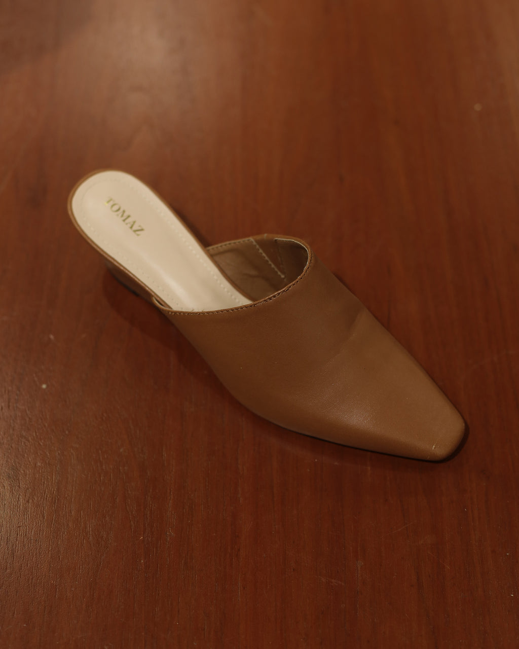 Tomaz MW4 Ladies Mules (Brown)