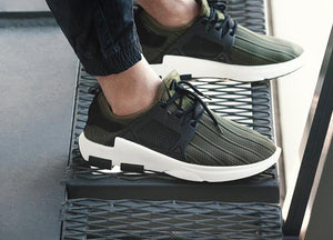 Load image into Gallery viewer, Tomaz 225 Running Knit (Green) - Tomaz Shoes (9697683720)