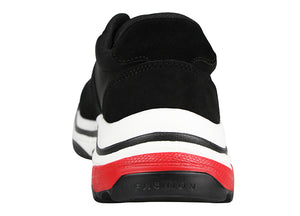Load image into Gallery viewer, Tomaz TBB01 Casual Sneakers (Black) (1900950487136)