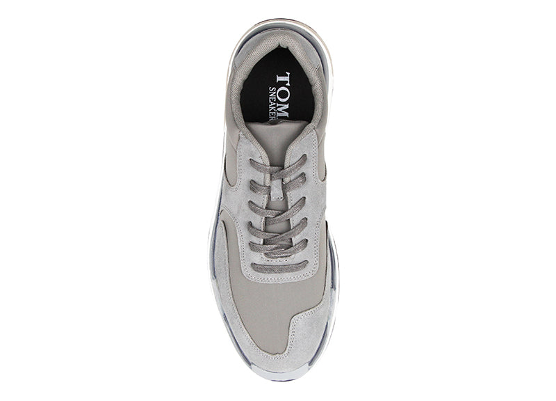 Load image into Gallery viewer, Tomaz TBB01 Casual Sneakers (Grey) (1900959793248)