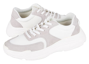 Load image into Gallery viewer, Tomaz TBB01 Casual Sneakers (White) (2074855473248)