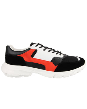 Load image into Gallery viewer, Tomaz TBB12 Casual Sneakers (Black)