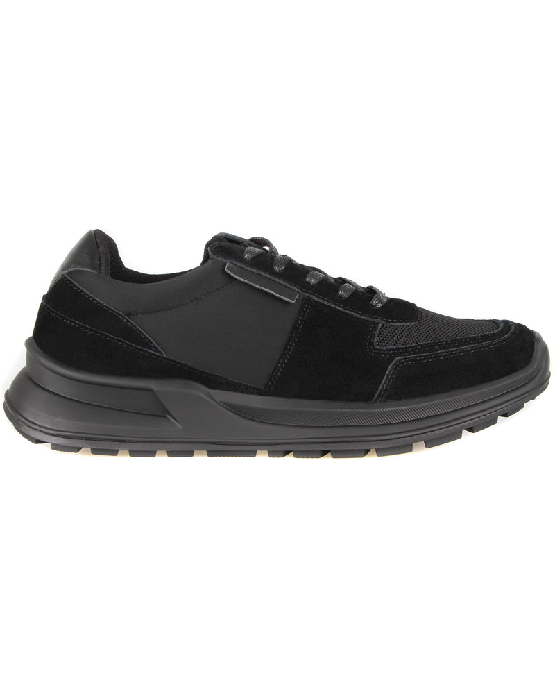 Load image into Gallery viewer, Tomaz TBB06 Casual Sneakers (Black)