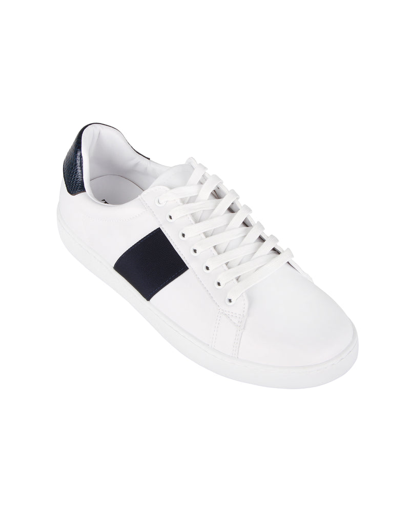 Load image into Gallery viewer, Tomaz TR267 Mens Sneakers (White)