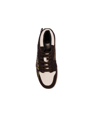 Load image into Gallery viewer, Tomaz TR300 Mens High Tops (Coffee/Apricot) mens shoes sneaker, men's casual sneakers, Men sneakers, Men sneakers on sale, Men sneakers 2020, Men's sneakers on sale near me, Men's running sneakers on sale.