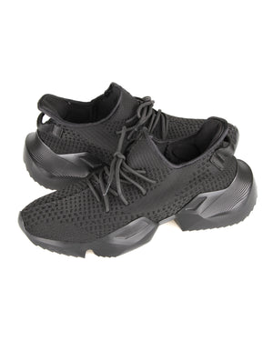 Load image into Gallery viewer, Tomaz TR360 Mens Casual Sneakers (Black)