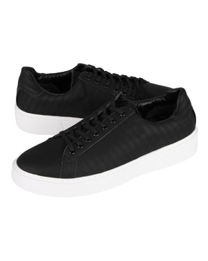 Load image into Gallery viewer, Tomaz TR565 Men's Court Sneakers (Black) mens shoes sneaker, men's casual sneakers, Men sneakers, Men sneakers on sale, Men sneakers 2020, Men's sneakers on sale near me, Men's running sneakers on sale.